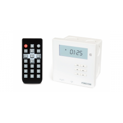 Amplificador de pared BT/USB/MicroSD/FM