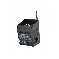Proyector autónomo de 72 W LED RGBW