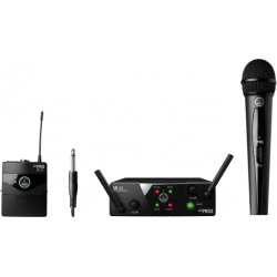 Sistema inalámbrico AKG WMS 40 MINI DUAL VOCAL/INSTR SET
