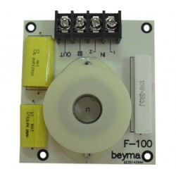 Filtro pasivo Beyma F-100