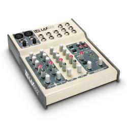 Mesa de mezclas LD Systems LAX602 (6 canales)