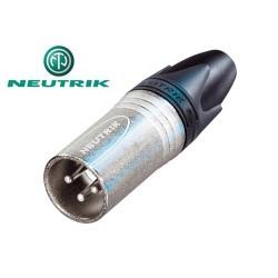 Conector XLR 3 pin