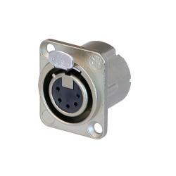 Chasis XLR 5 pins Neutrik NC5FD-LX