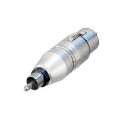 Adaptador XLR Neutrik NA2FPMM