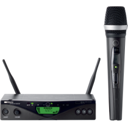 Sistema inalambrico AKG WMS 470 VOCAL D5