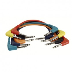 Cable Patch 6 colores 90 cm