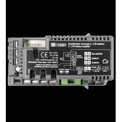 Amplificador estéreo EGI 03001