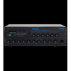 Amplificador mezclador EGI PA6240