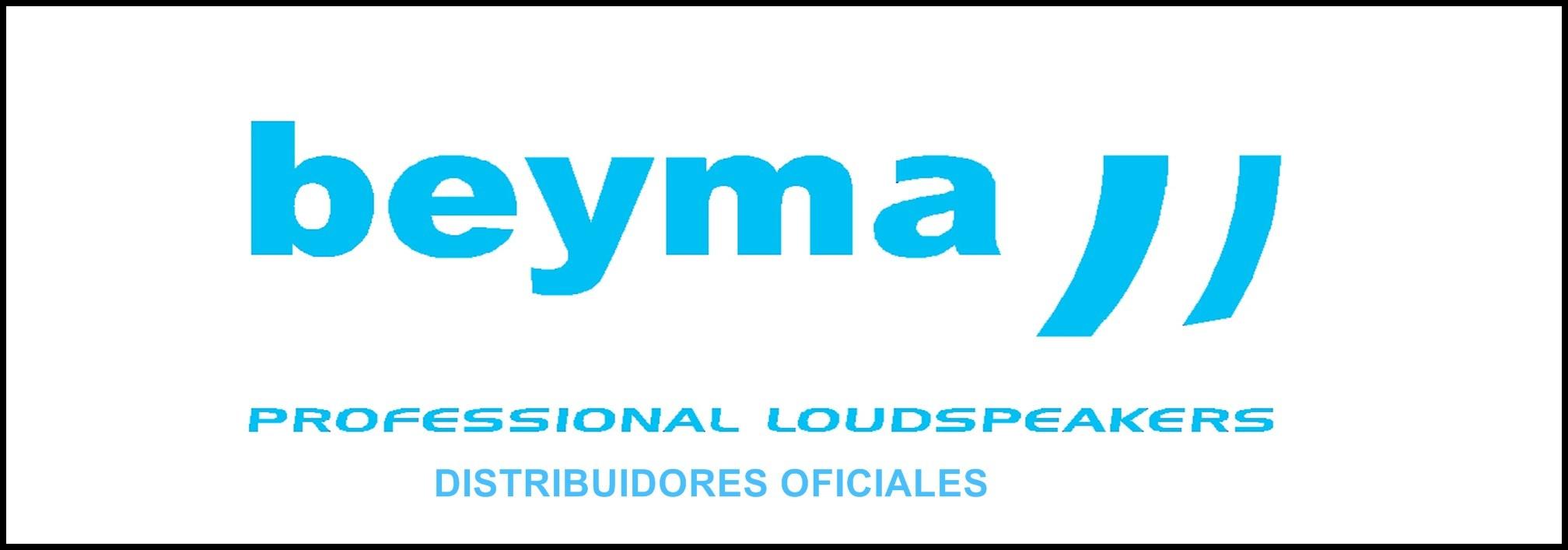 Distribuidores Oficiales de Beyma