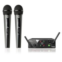 Microfonos inalambricos AKG WMS 40 PRO MINI 2