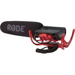 Micrófono profesional Rode Videomic Rycote
