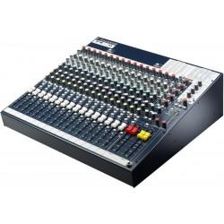 Mesa de mezclas SOUNDCRAFT FX16ii