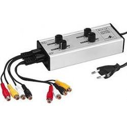 Amplificador  adaptador MONACOR SLA-48