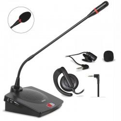 Micrófono presidente FONESTAR SCF-560P