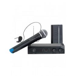 Micrófono inalámbrico AC MU 1002 / SET