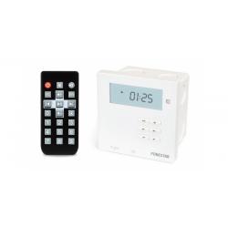 Amplificador de pared BT/USB/MicroSD/FM 2x10W