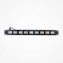 Bañador de luz negra de 27 W LED