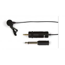 Micrófono de solapa FONESTAR FCM-400