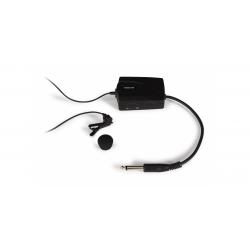 Fonestar FCM-626 Micrófono de solapa con adaptador