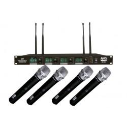 Alquilar 4 micrófonos de mano