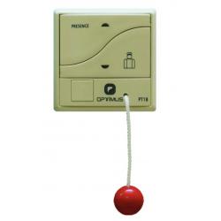Optimus PT-1BF pulsador llamada