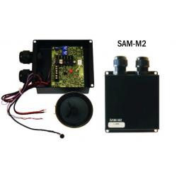 Optimus SAM-M2 electrónica de placa