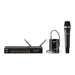 AKG DMS TETRAD VOCAL/INSTRUMENT SET