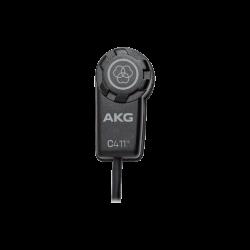 AKG C 411 PP Micrófono para instrumentos