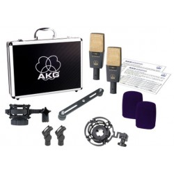 AKG C 414 XL II / ST Micrófonos de estudio