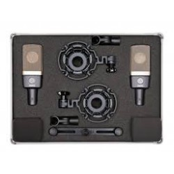 AKG C 314/ST Micrófonos de condensador