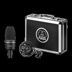 AKG C 3000  Micrófono de condensador de una pulgada
