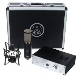 AKG P820 TUBE Micrófono de condensador