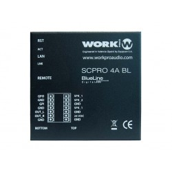 Work SCPRO 4A BL