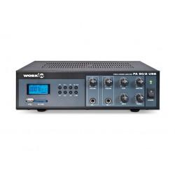 Work PA 90/2 USB Amplificador/mezclador 30W