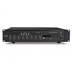 Work PA 190 USB/R  Amplificador instalación 180W