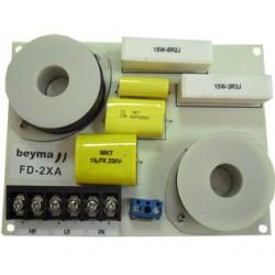 Filtro pasivo Beyma FD-2XA