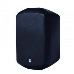 IC Audio MS 50-165/T-EN54 caja acústica negra