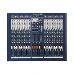 Mesa de mezclas SOUNDCRAFT LX7ii 16