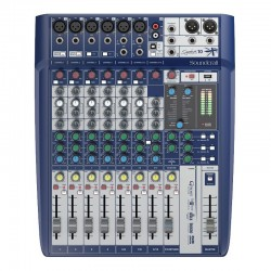 Mesa de mezclas SOUNDCRAFT Signature 10
