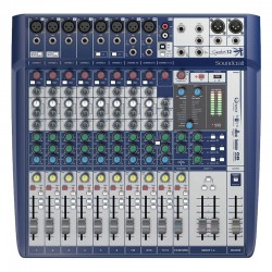 Mesa de mezclas SOUNDCRAFT Signature 12