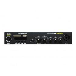 AMS AML 300 USB BT Amplificador/mezclador. 2 x 300W