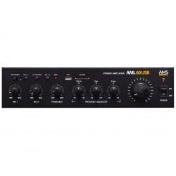 AMS AML 60 USB Amplificador/mezclador 60W