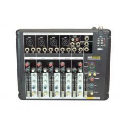AMS AME 402 USB Mezclador de 4 canales mono + 1 estéreo. USB/BT.