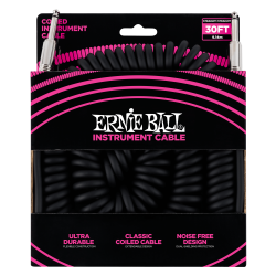 ERNIE BALL CABLE INSTRUMENTO 30' RECTO/RECTO (9,14m)