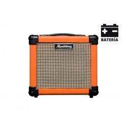 MARKTINEZ MG 15 Amplificador guitarra eléctrica 10W.