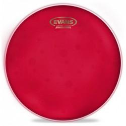 "EVANS PARCHE BOMBO 22"" HIDRAULIC RED"