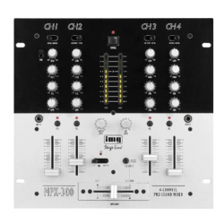 EGI 6201 Mesa de mezclas 2+1 canal