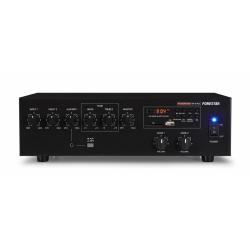Fonestar MA-61RUZ Amplificador de megafonía USB/SD/MP3/FM 60W