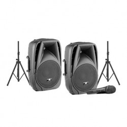 AC SAC 15/BT DUET kit altavoces bluetooth