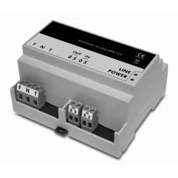 Improve K835D Alimentador de línea para conexión de mandos